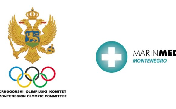Marin Med Montenegro signed a sponsorship contract with the Olympic Committee of Montenegro