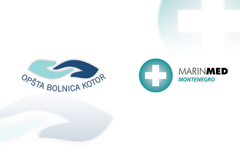 Marin Med Montenegro, a proud donator of Kotor General Hospital